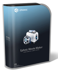 Ephnic Movie Maker for Mac Boxshot