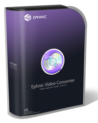 Ephnic Video Converter for Mac Boxshot